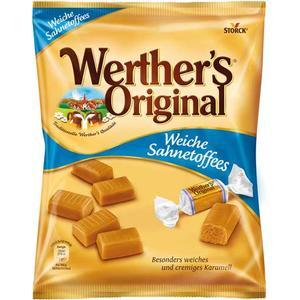 Werther's Original Weiche Sahnetoffees