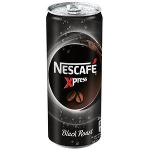 Nescafé Xpress Black Roast, Eiskaffee, Dose