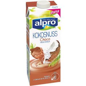 Alpro Kokosnuss Drink Choco