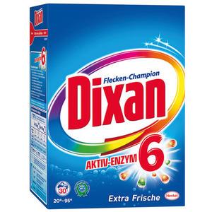 Dixan Flecken-Champion Extra Frische, Pulver 30 WG