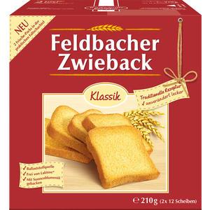 Feldbacher Zwieback