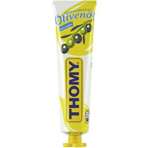 Thomy Mayonnaise mit Olivenöl, 80 % Fett
