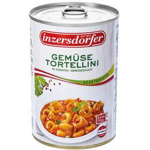 Inzersdorfer Gemüse Tortellini in Tomaten-Basilikum-Sauce, vegetarisch