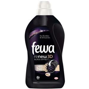 Fewa renew Schwarz & Faser, flüssig 25 WG
