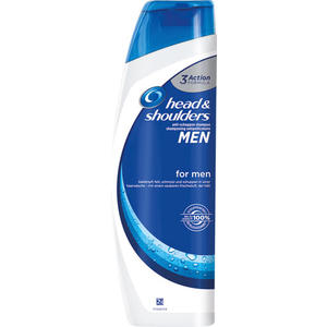 Head & Shoulders For Men, Anti-Schuppen-Shampoo
