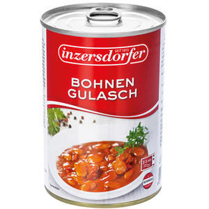 Inzersdorfer Bohnengulasch