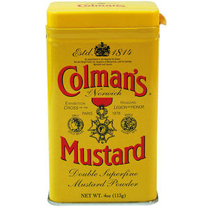 Colman's Senfpulver