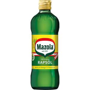 Mazola Rapsöl 100 %