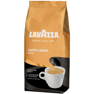 Lavazza Caffè Crema Dolce, Ganze Bohne