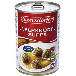 Inzersdorfer Leberknödelsuppe