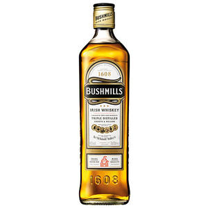 Bushmills Irish Whiskey, 40 % Vol.Alk., Irland