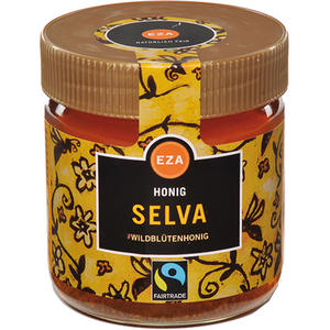 EZA Fairtrade Selva Wildblütenhonig