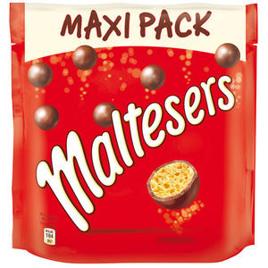 Maltesers Classic Maxi Pack, Standbeutel