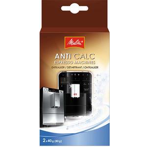 Melitta Anti Calc Powder, Entkalker für Espressomaschinen & Vollautomaten