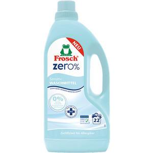 Frosch Waschmittel Sensitiv Zero%, flüssig BIO