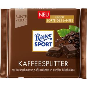 Ritter Sport Bunte Vielfalt Kaffeesplitter