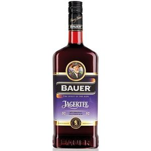 Bauer Jagertee, 52 % Vol.Alk.