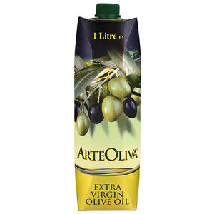 ArteOliva Spanisches Olivenöl Nativ Extra Virgin, Tetra