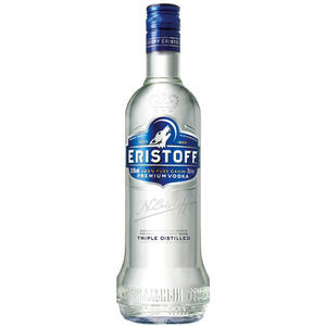 Eristoff Original Vodka, 37,5 % Vol.Alk., Russland