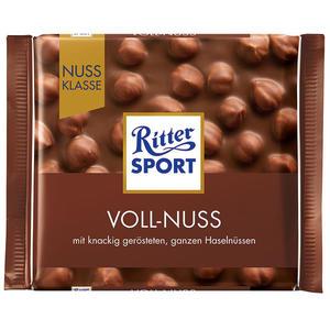 Ritter Sport Nuss-Klasse Voll-Nuss