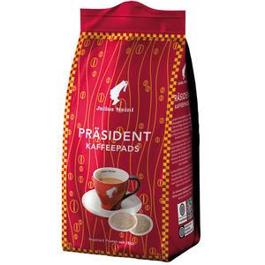 Julius Meinl Präsident Kaffee-Pads, 18 Portionen