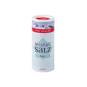 Bad Ischler Kristallsalz, fein und jodiert
