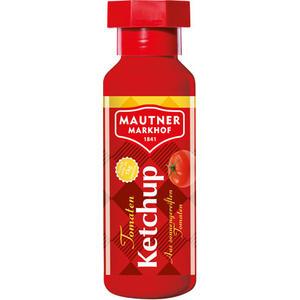 Mautner Markhof Tomatenketchup, Stehtube