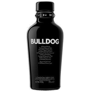 Bulldog London Dry Gin, 40 % Vol.Alk.