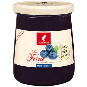 Julius Meinl Die Feine Heidelbeere, Marmelade naturrein, besonders fein passiert