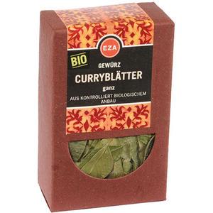 EZA Bio Gewürz-Curryblätter ganz