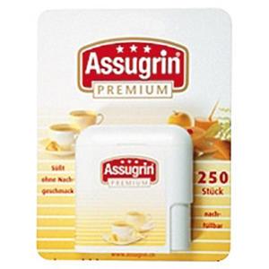 Assugrin Premium Süßstoff-Tischspender, 250 Stück