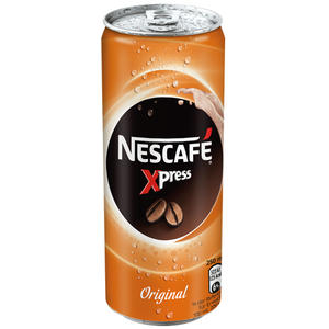 Nescafé Xpress Original, Eiskaffee, Dose