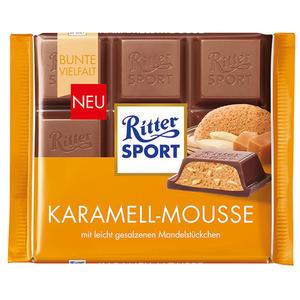 Ritter Sport Bunte Vielfalt Karamell-Mousse