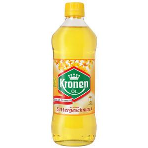 Kronenöl Rapsöl aus Österreich, mit feinem Buttergeschmack