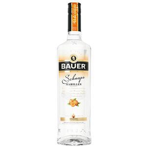 Bauer Family Tradition Marillen-Schnaps, 40 % Vol.Alk.