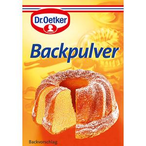 Dr. Oetker Backpulver, 3er Packung