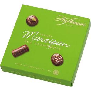 Hofbauer für Verwöhnte Marzipan, Marzipan-Pralinen, 4 Sorten
