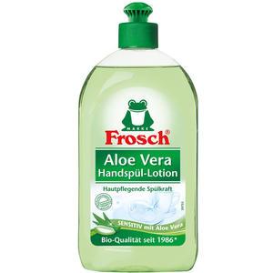 Frosch Spül-Lotion Aloe Vera BIO, sensitiv