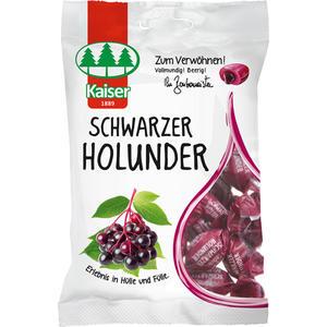 Kaiser Schwarzer Holunder, Bonbons
