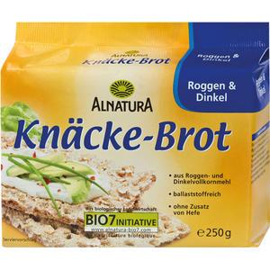Alnatura Bio Knäcke-Brot Roggen & Dinkel