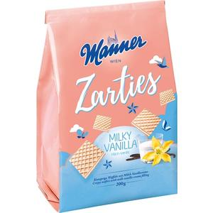 Manner Zarties Milky Vanilla
