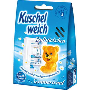Kuschelweich Sommerwind, Duftsäckchen