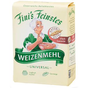 Fini's Feinstes Weizenmehl Universal