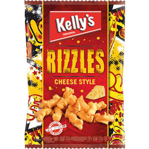 Kelly's Rizzles Cheese Style