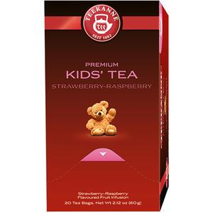 Teekanne Premium Kindertee, Früchtetee, Teebeutel im Kuvert