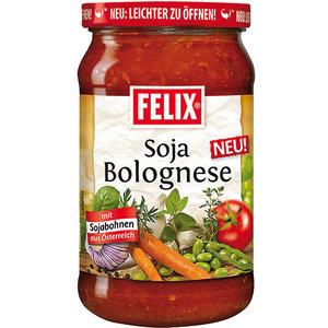 Felix Sugo Soja Bolognese