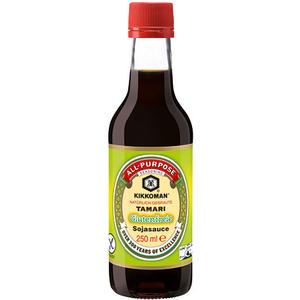 Kikkoman Tamari Sojasauce GLUTENFREI, Halal-Zertifiziert
