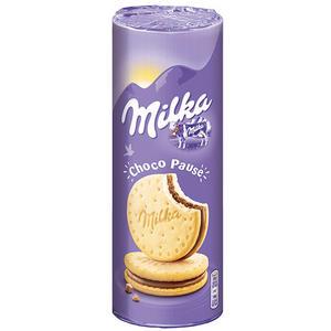 Milka ChocoPause, Doppelkekse
