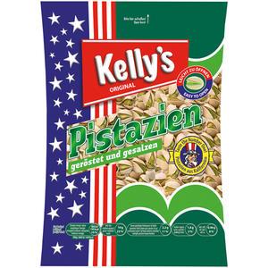 Kelly's Original Pistazien geröstet/gesalzen