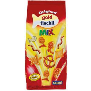 Soletti Original goldfischli Mix, Knabbergebäck-Mischung